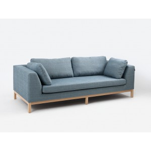 CUSTOMFORM  sofa AMBIENT WOOD 3 os.